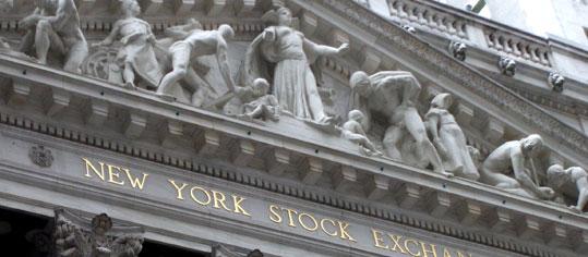 Aktien New York Schluss: Dow reduziert seinen Wochenverlust
