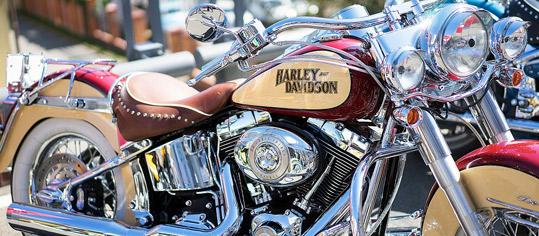 Aktie Harley Davidson