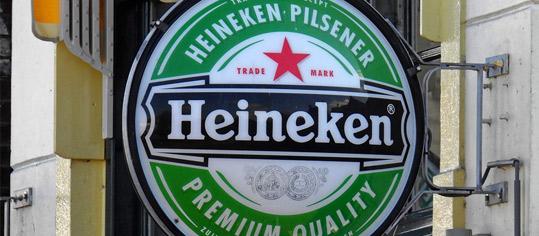 Heineken-Aktie mit neuem 6-Monats-Hoch