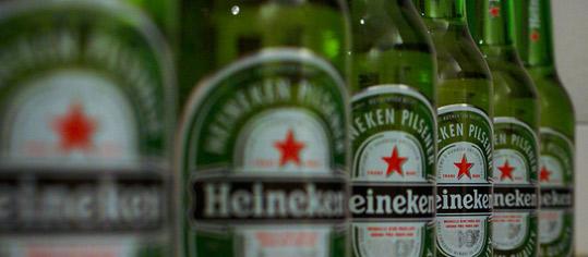 Heineken-Aktie über 20-Tage-Linie