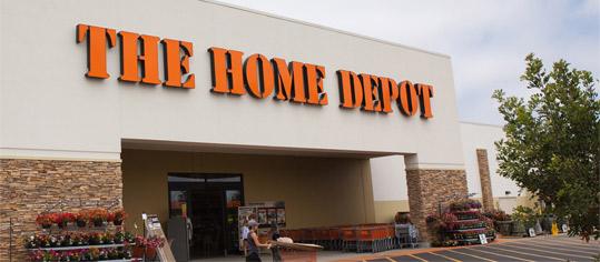 Home Depot-Aktie über 50-Tage-Linie