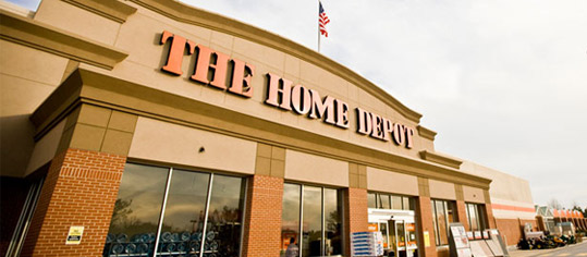 Home Depot-Aktie mit neuem All-Time-High