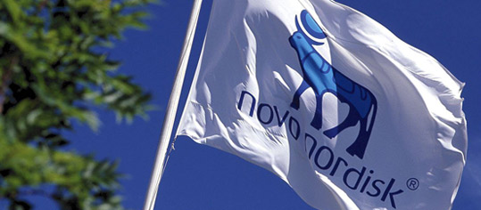 Novo Nordisk-Aktie unter 38-Tage-Linie