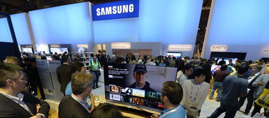 Samsung-Aktie mit neuem All-Time-High