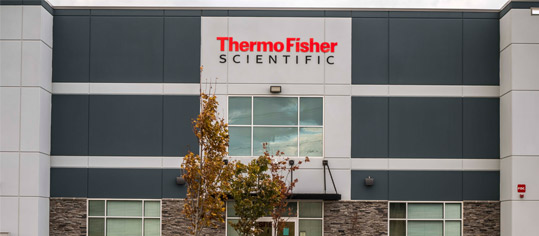 Thermo Fisher Aktie