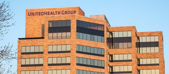 United Health Aktie