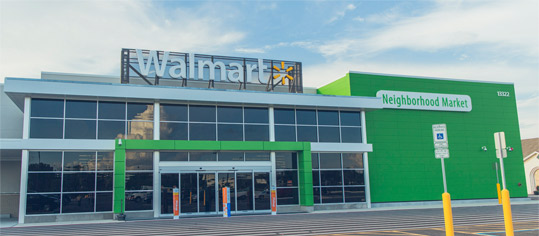 Walmart Neigberhood Market