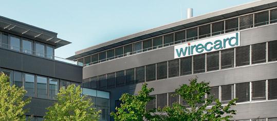 Außenaufnahme von dem Wirecardfimengebäude