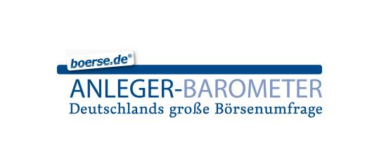 NEU: Das 22. boerse.de-Anleger-Barometer ist gestartet!