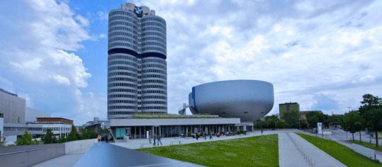 BMW präsentiert sein neues Flaggschiff in China
