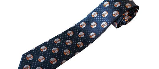 Neue Börsen-Krawatte im Bulle-8-Shop
