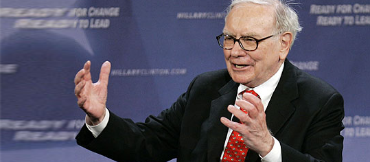 Geht Warren Buffett in Rente?