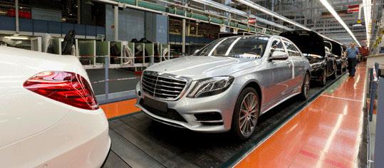 AKTIEN IM FOKUS: Im Autosektor könnten Anleger Gewinne einstreichen