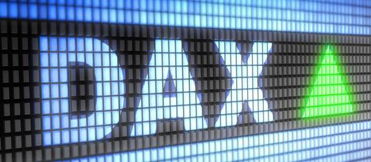 Aktien Frankfurt Schluss: Dax bleibt im Aufwind