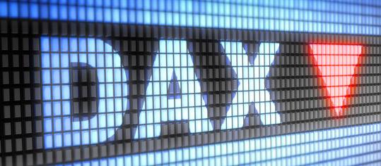 Aktien Frankfurt Schluss: Dax bricht ein - Spannungen zwischen den USA und China