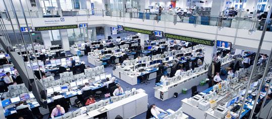 Aktien Frankfurt Eröffnung: Dax mit moderaten Verlusten
