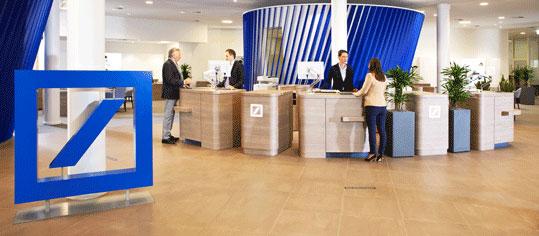 Kreise: Deutsche Bank verkauft Vermögenswerte von rund 40 Milliarden Pfund