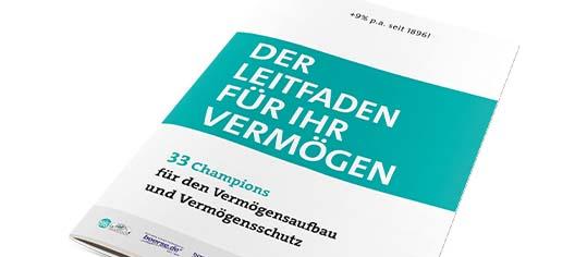 Jetzt vorbestellen: Der Leitfaden für Ihr Vermögen in der 35. Auflage!