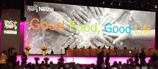 ROUNDUP: Nestle startet robust in das neue Geschäftsjahr - Aktie legt zu