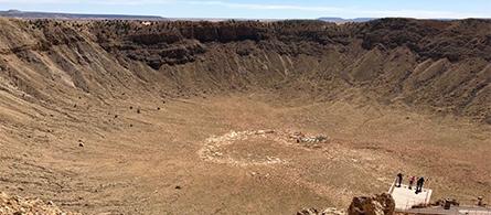 Route to Warren Buffett – Meteoriten-Einschläge in Arizona und an der Börse