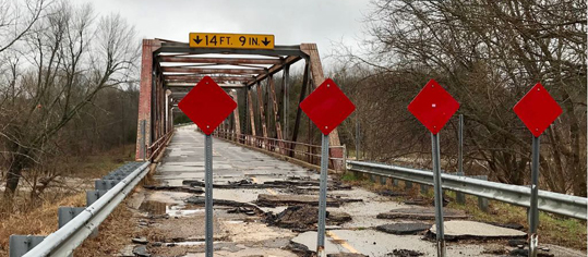 Dead End auf der Route 66?