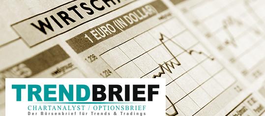 Technische Analyse: Börsen im Korrekturmodus – Wheaton Precious Metalls im Höhenflug