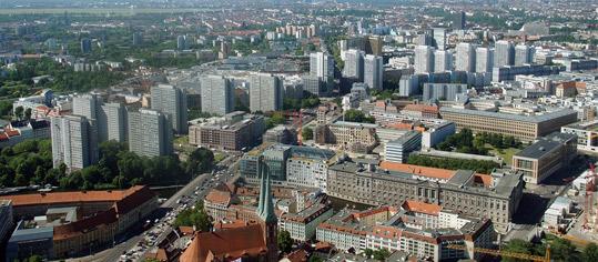 Studie:Berliner Mieten sinken