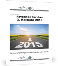 Top-Investment-Chancen 2015!