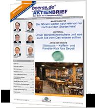 boerse.de-Aktienbrief Cover