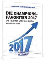 Report Champions-Favoriten 2017