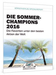 Report Die Sommer-Champions 2016