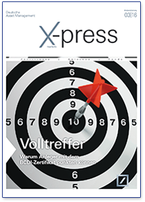 X-press-Magazin 03/2016