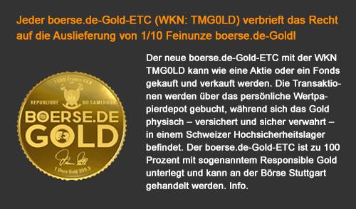 boerse.de-Gold
