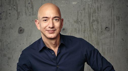 Portrait von Jeff Bezos