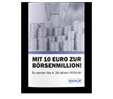 Cover Mit 10 Euro zur Börsenmillion