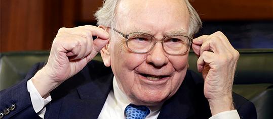 Lebenslauf von Warren Buffett