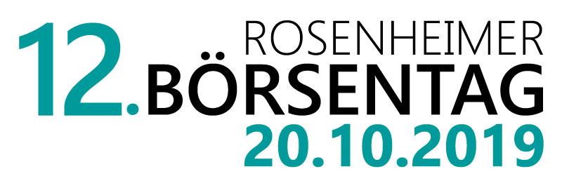 12. Rosenheimer Börsentag