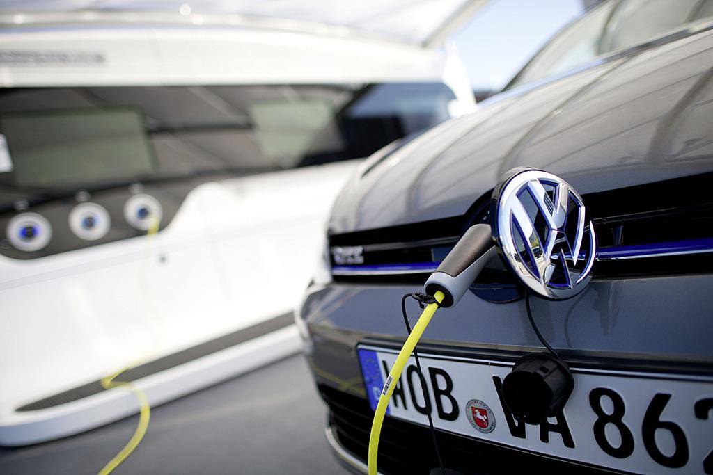 Volkswagenaktie